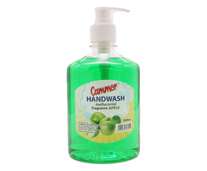 Cammer Anti Bacterial Handwash - Apple (500ml – Piece)