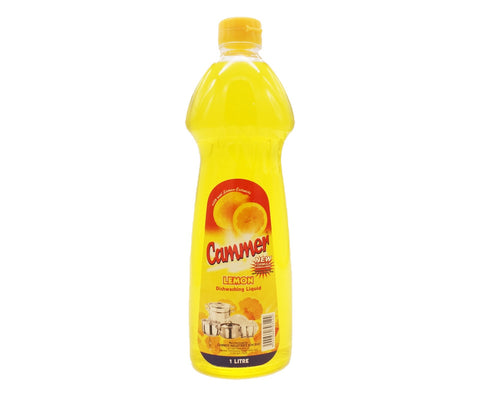 Cammer Dishwashing Liquid - Lemon (1L – Piece)