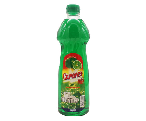 Cammer Dishwashing Liquid - Lime (1L – Piece)