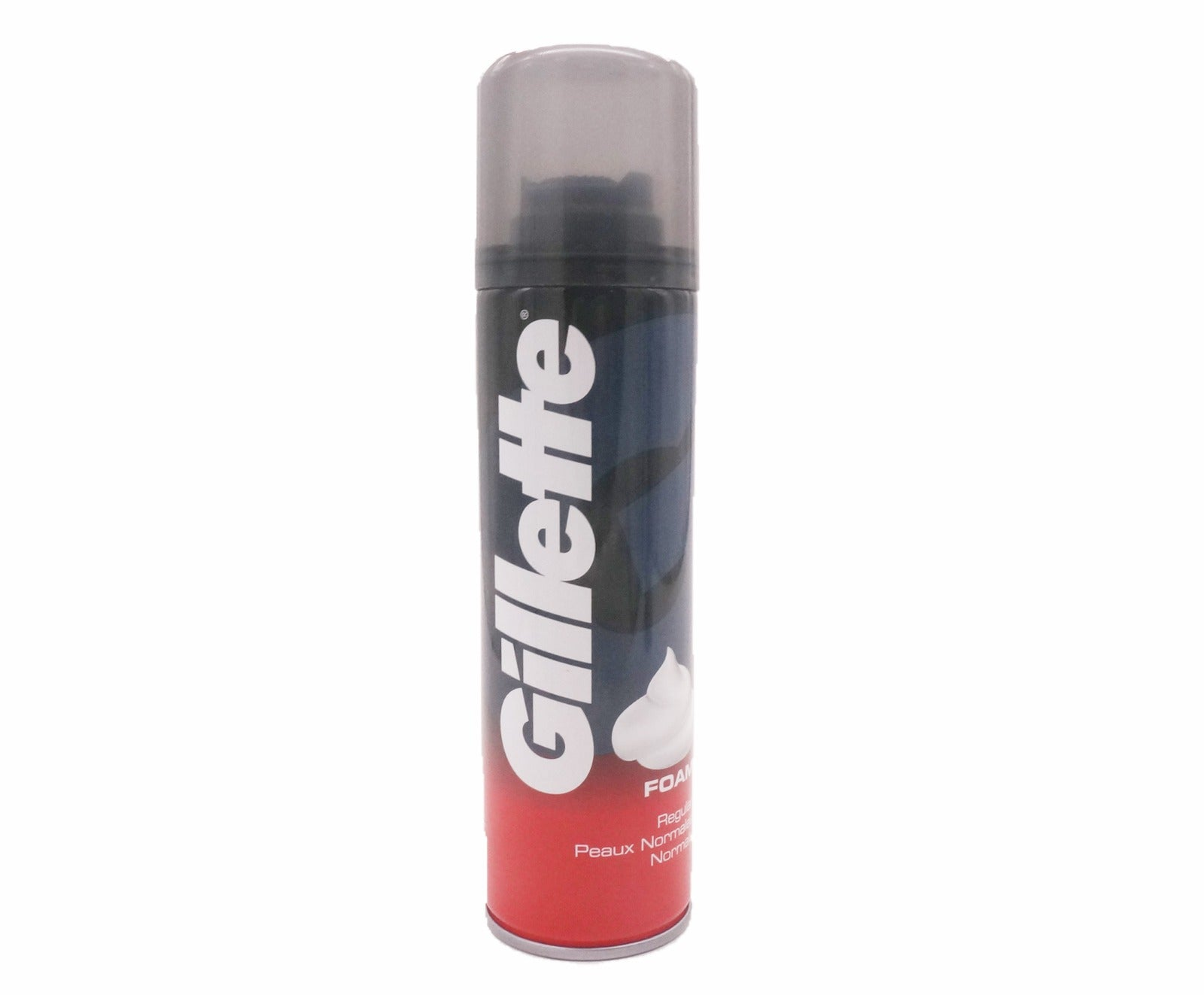 Gillette Shave Foam - Regular (200ml – Piece)