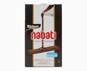 Nabati Wafer - Chocolate (20s x 7.5g – Piece)