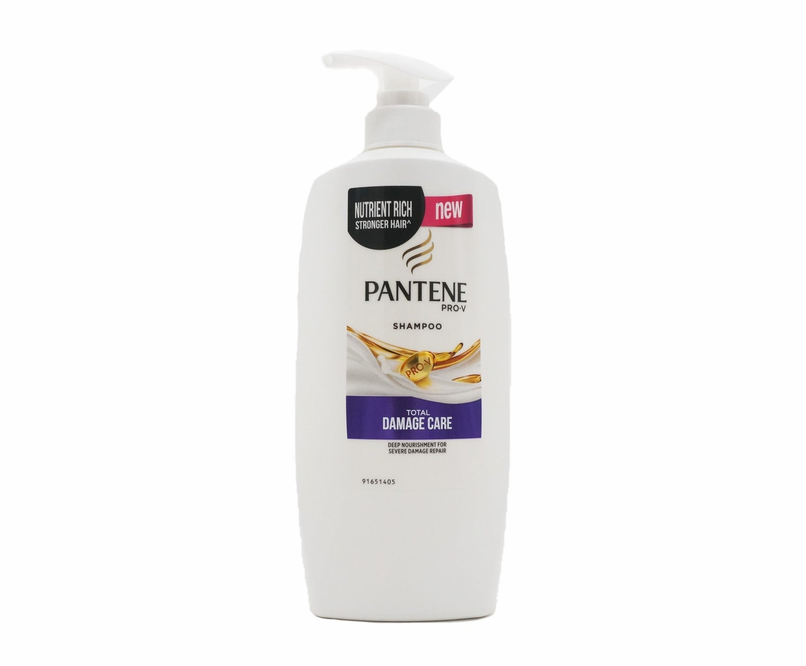 Pantene Shampoo - Total Damage Care (750ml – Piece)