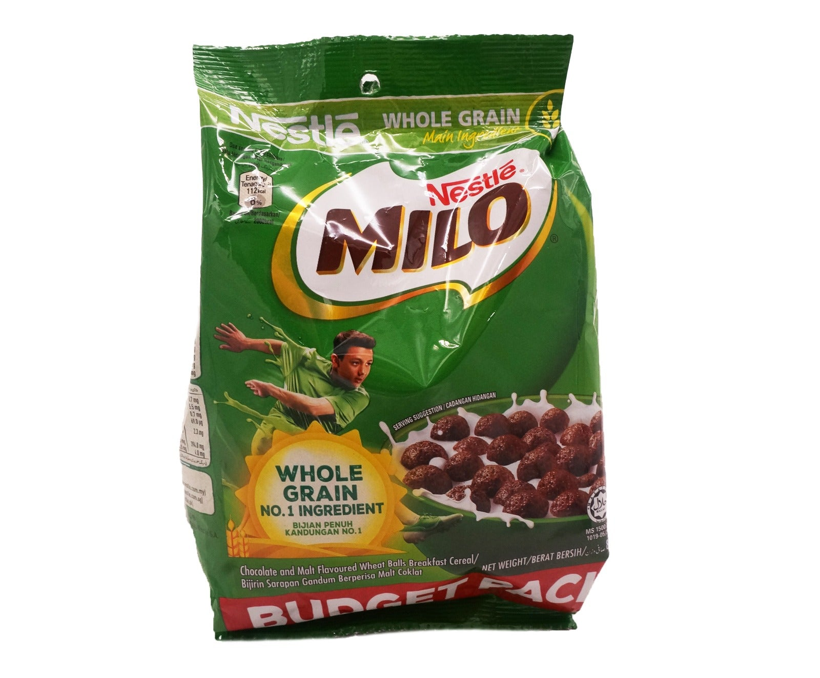 Nestle Cereal Budget Pack - Milo (80g – Piece)