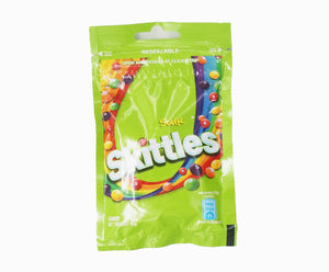 Skittles Candies Resealable Pack - Sour (45g – Piece)