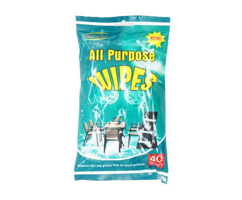 All-Purpose Wipes (40s x 5.17g – Piece)