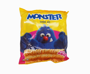 Mamee Monster Noodle Snack - BBQ (8s x 25g – Piece)