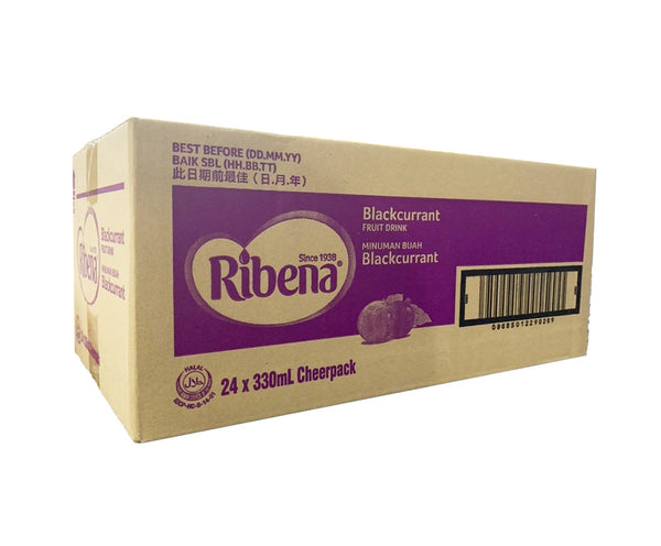 Ribena Cheer Pack (24 x 330ml – Carton)