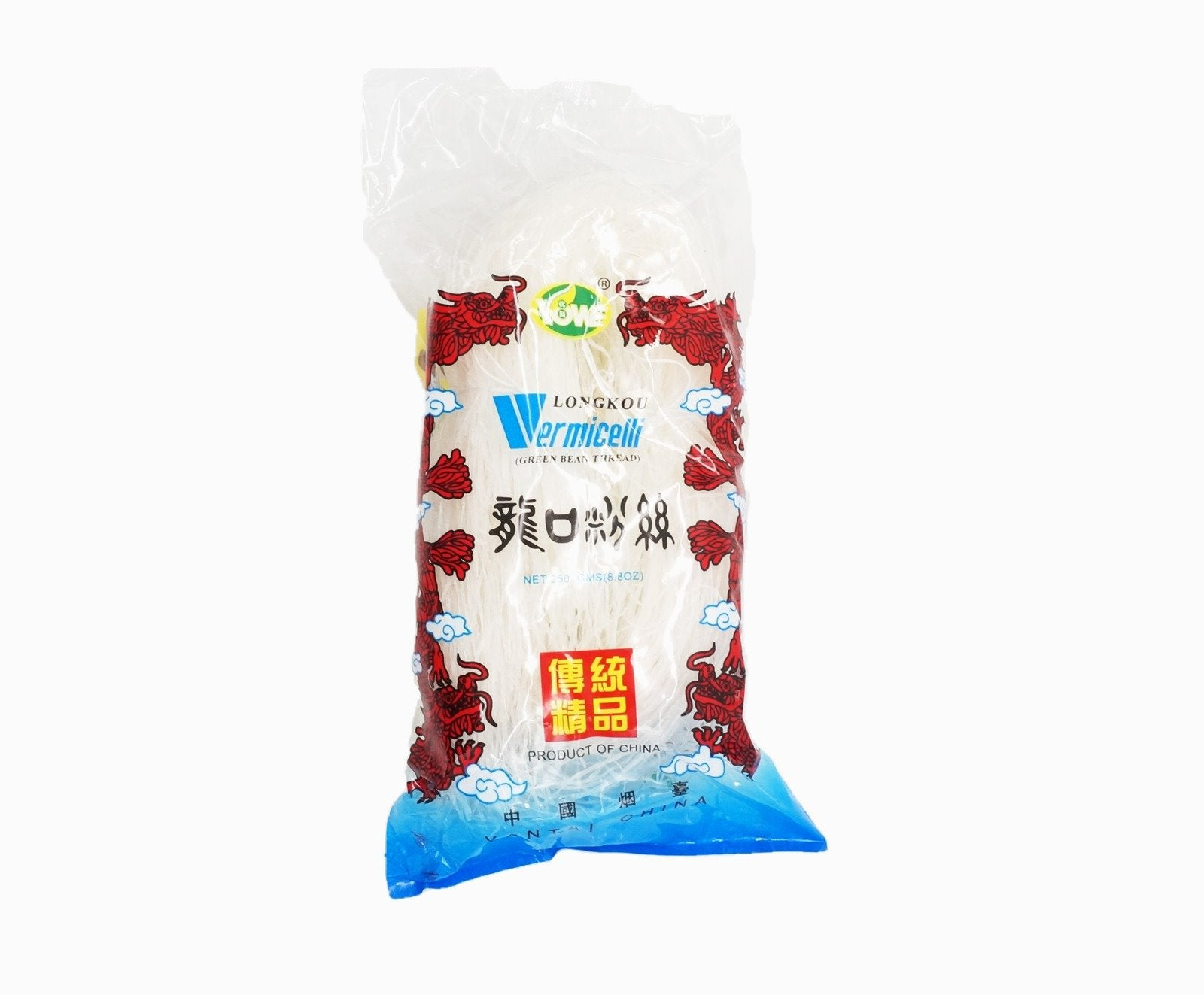 Yowe Glass Noodles - Tang Hoon (250g – Piece)