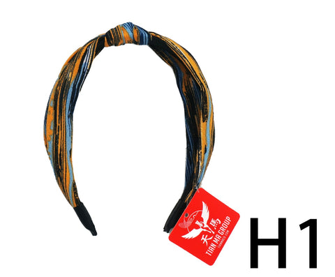 Scarf Hair Band with Knot - H1 (59g – Piece)