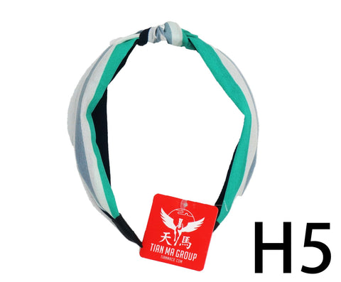 Scarf Hair Band with Knot - H5 (59g – Piece)