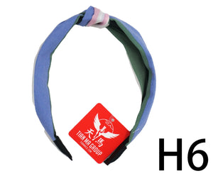 Scarf Hair Band with Knot - H6 (59g – Piece)