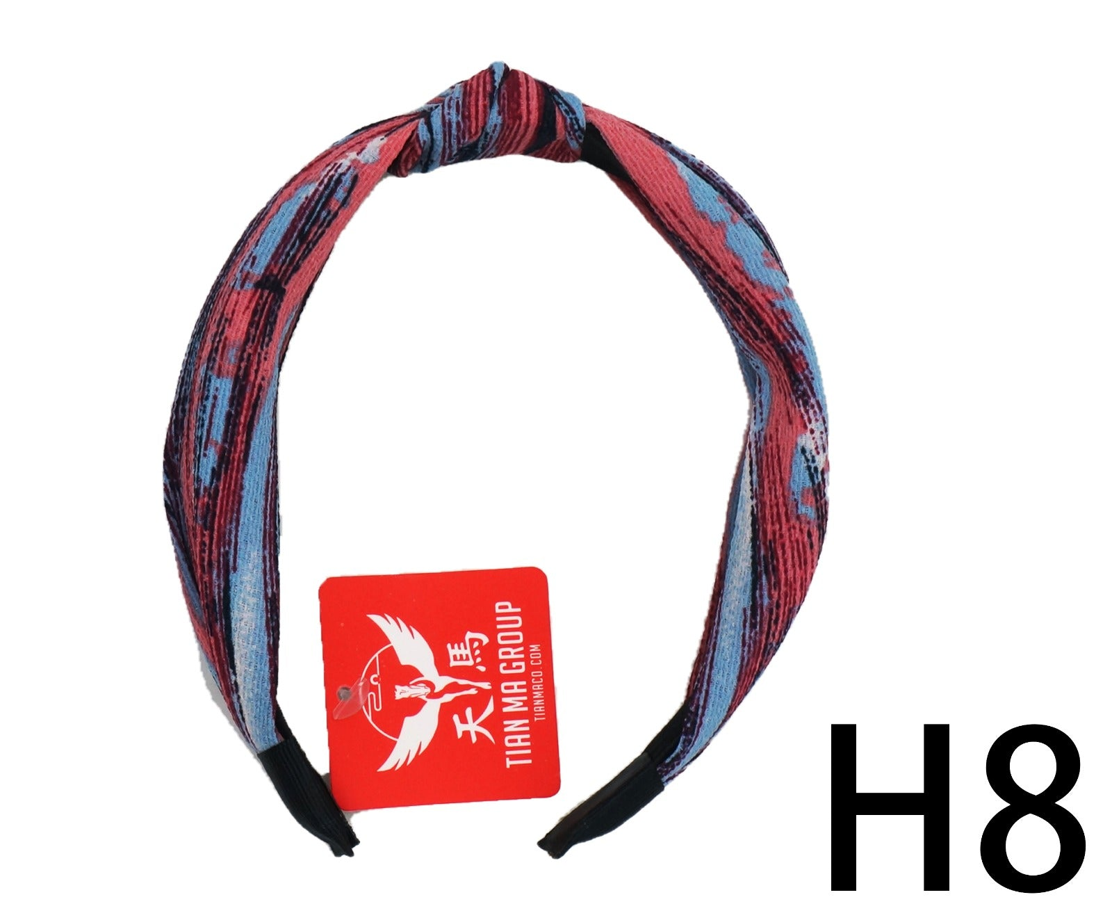 Scarf Hair Band with Knot - H8 (59g – Piece)