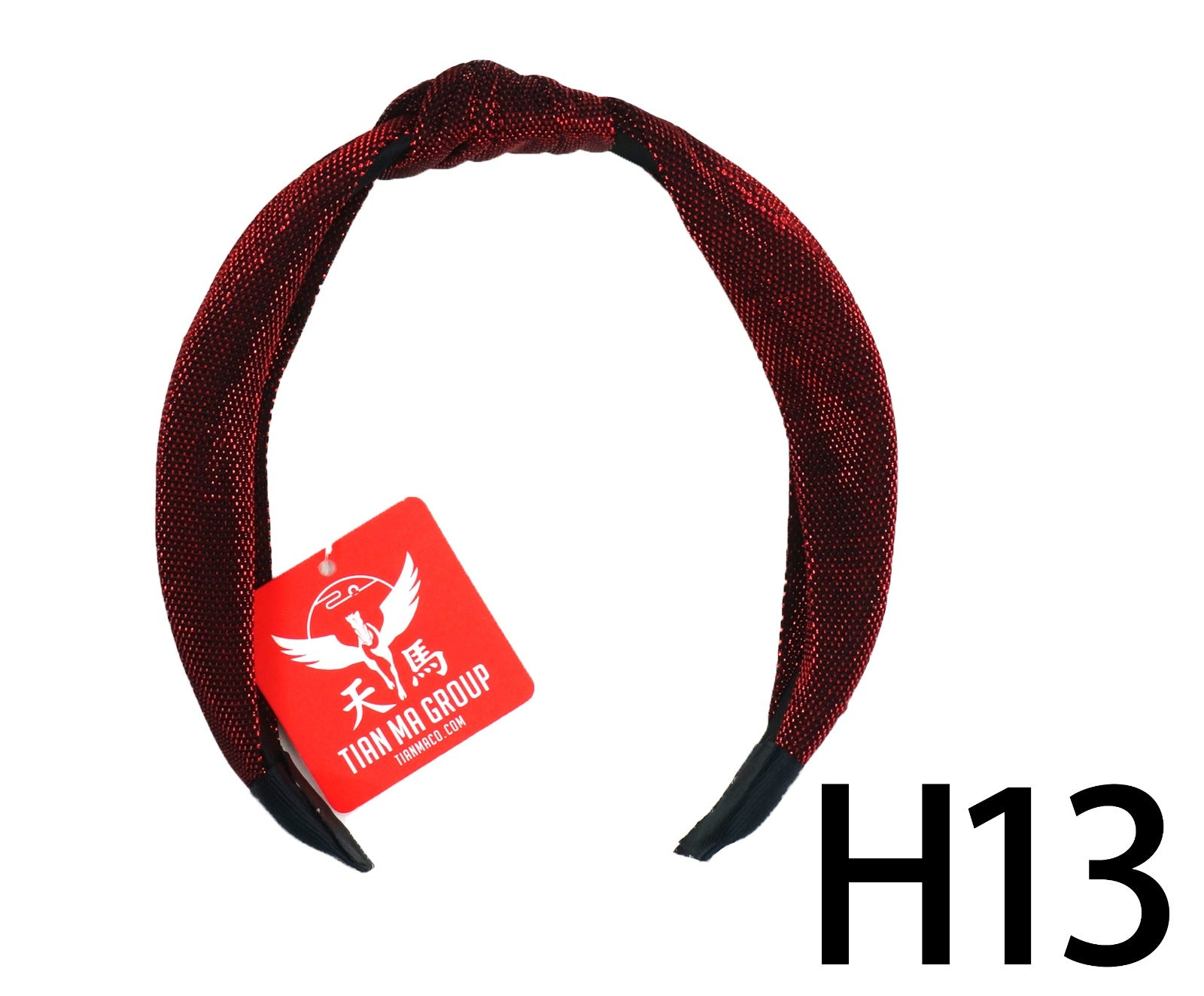 Scarf Hair Band with Knot - H13 (59g – Piece)
