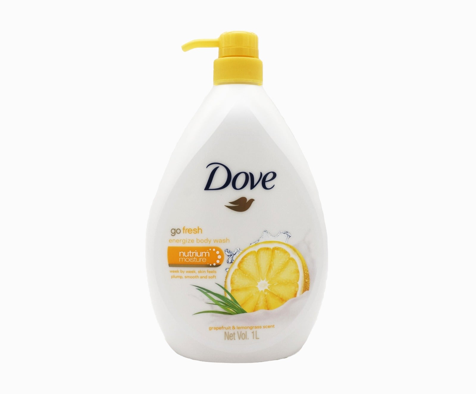 Dove Shower Cream - GoFresh Energize (1L – Piece)