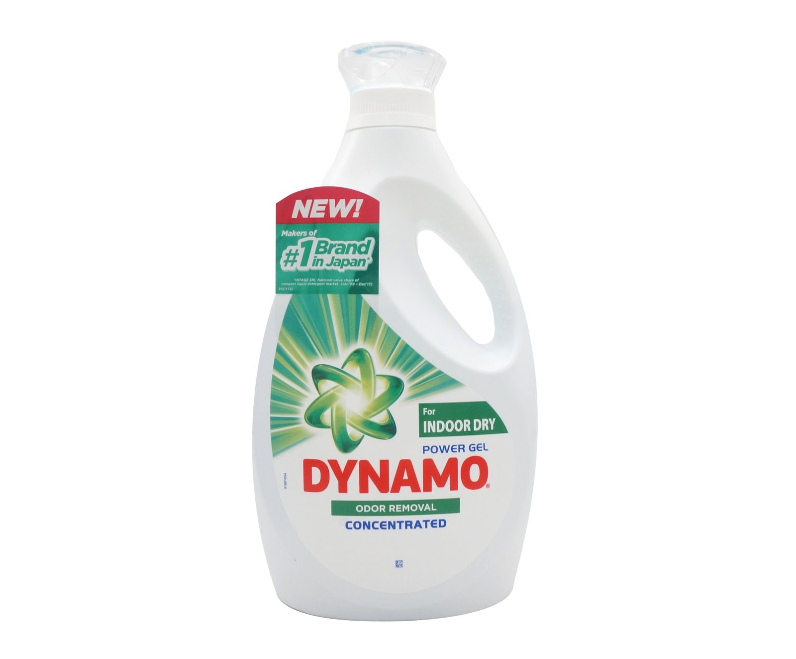Dynamo Power Gel Detergent - Indoor Dry (2.7Kg – Piece)