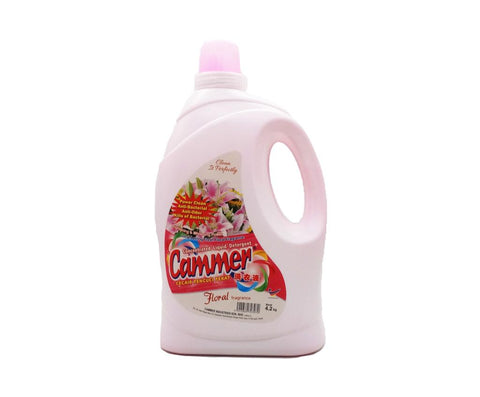 Cammer Laundry Detergent Bottle - Floral (4.2KG – Piece)