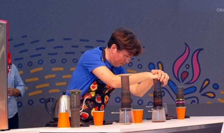 Training Log by Michael Manhart - Reflections on the Austrian Aeropress Championship 2019
