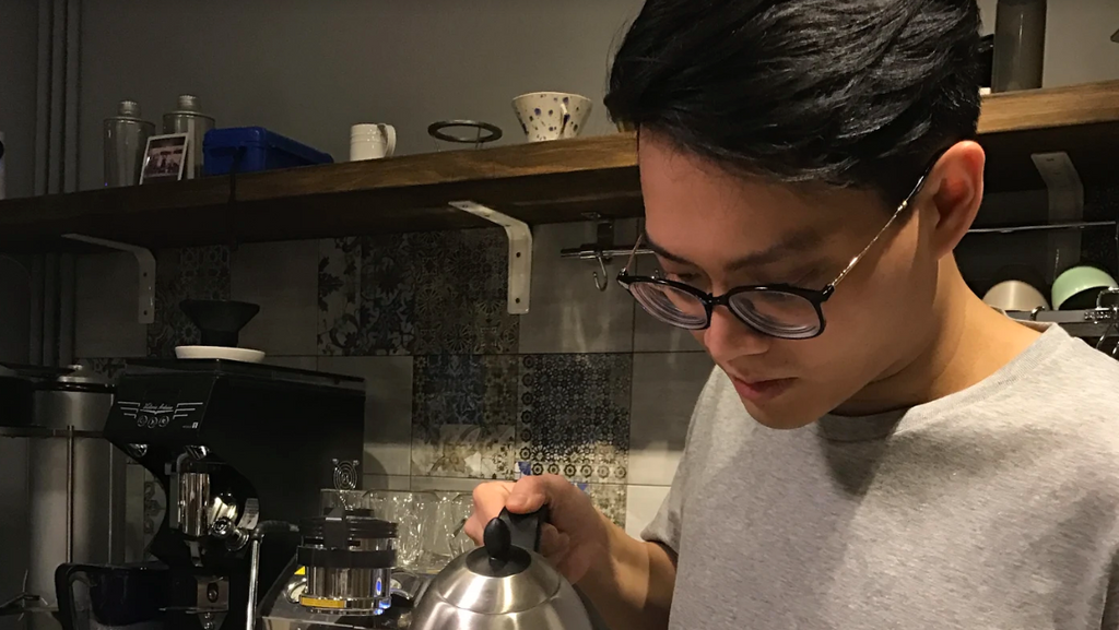 Training Log by Erik Liao - My current competition brewing recipe