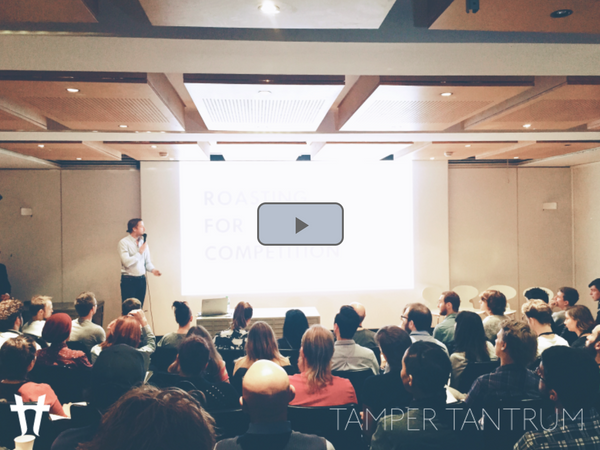 Recorded lecture from the Tamper Tantrum event in Paris