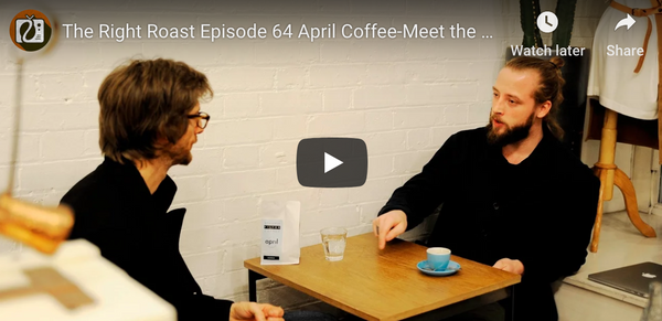 "Video and Article from ""The Right Roast"" about our collaboration"