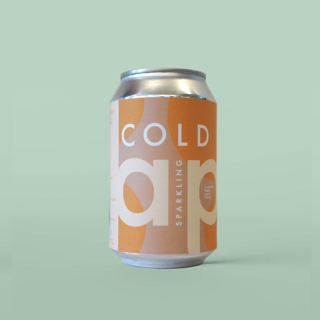 Sparkling Cold Brew 4-Pack Ethiopia