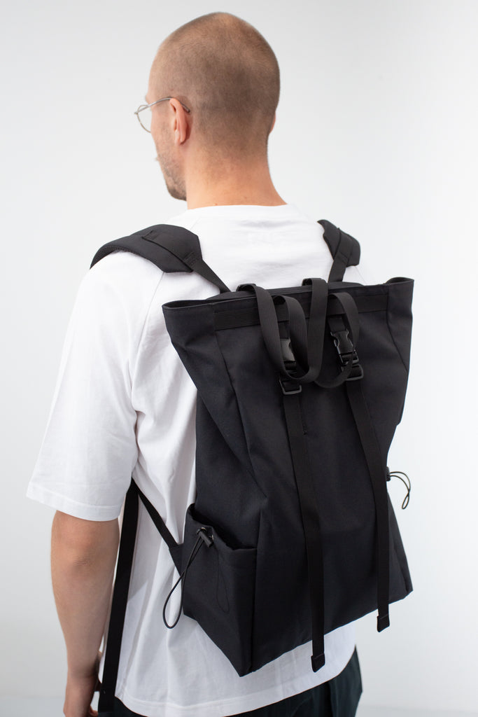 Utility Tote & Backpack