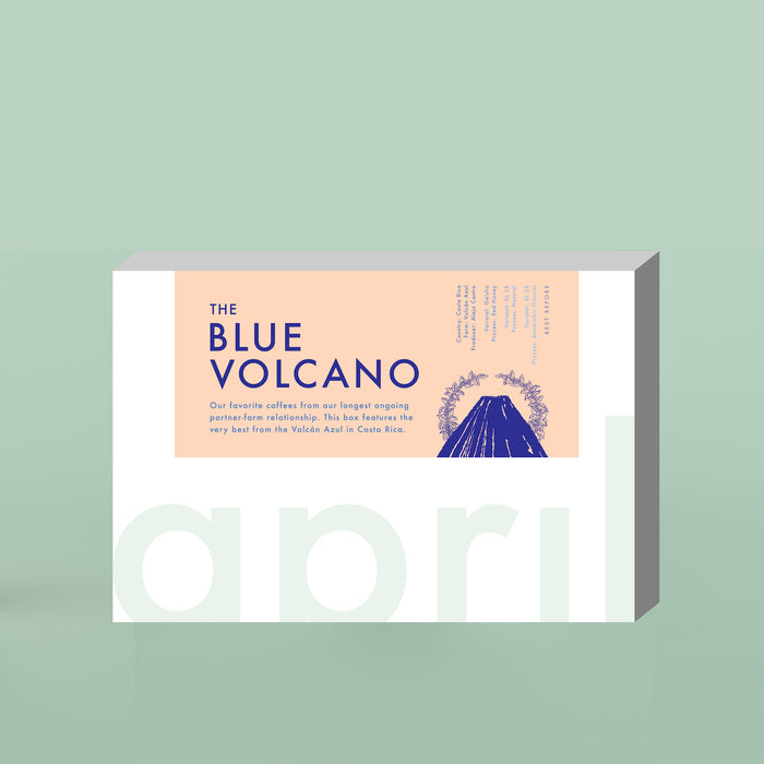 Limited Box - The best from Volcán Azul