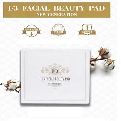 1/3 Facial Beauty Pad (160EA)