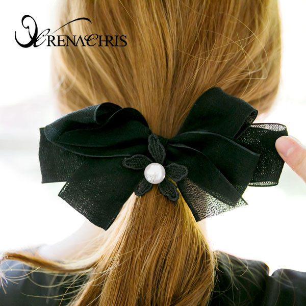 Devora Ponytail Holder