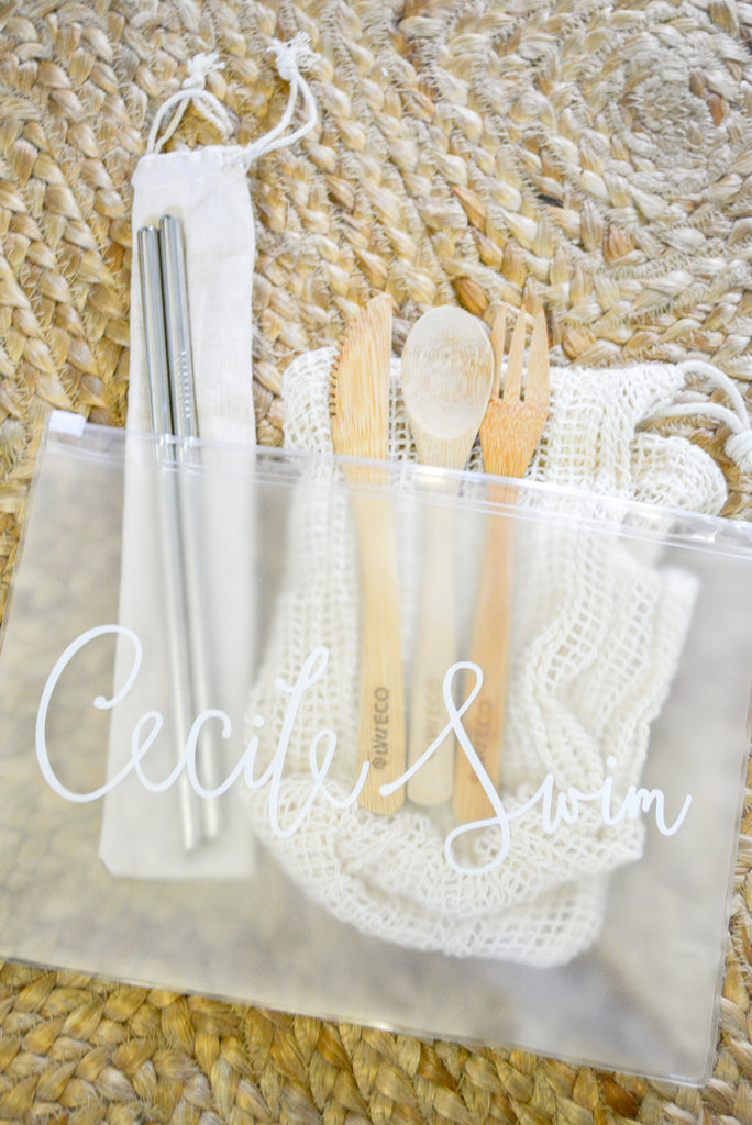 Cecile Swim pouch eco reusables