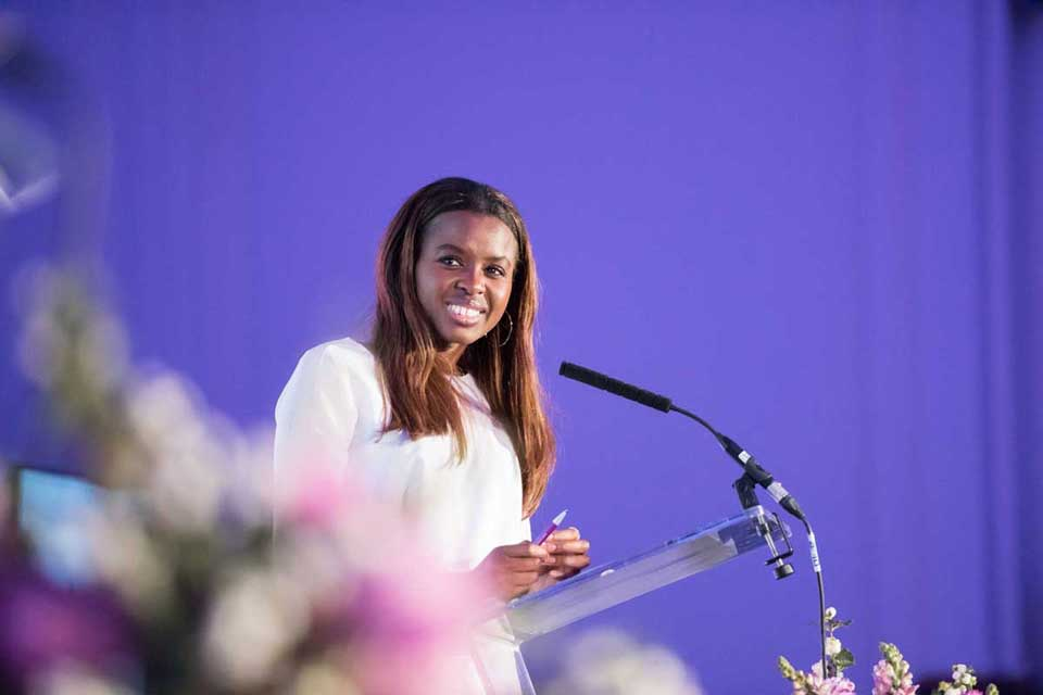 June Sarpong Worldpay UK everywoman Retail Ambassadors Programme OHLINA Modern Muse Female Empowerment in Retail Business London