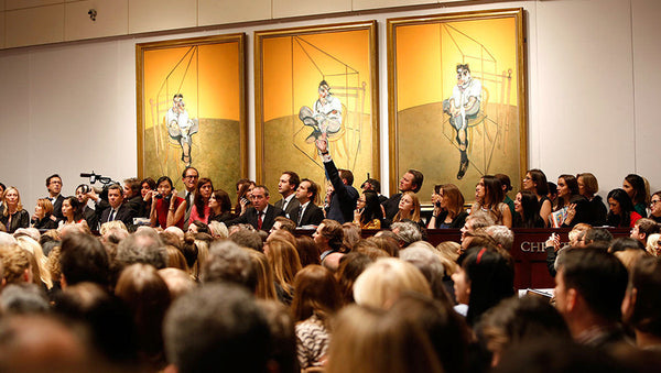 Masters from Christie's Auction House, New York