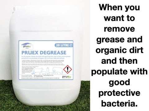 1.0 Pruex Degrease 20L