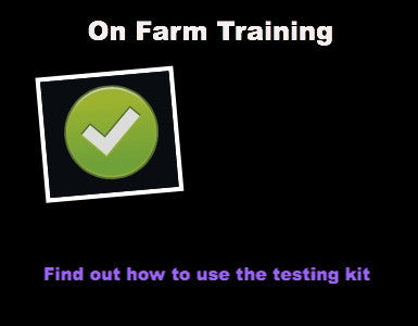 CheckUp On Farm Training