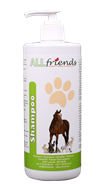 4.5.3.1 Pump for 500ml All Friends Animal Shampoo