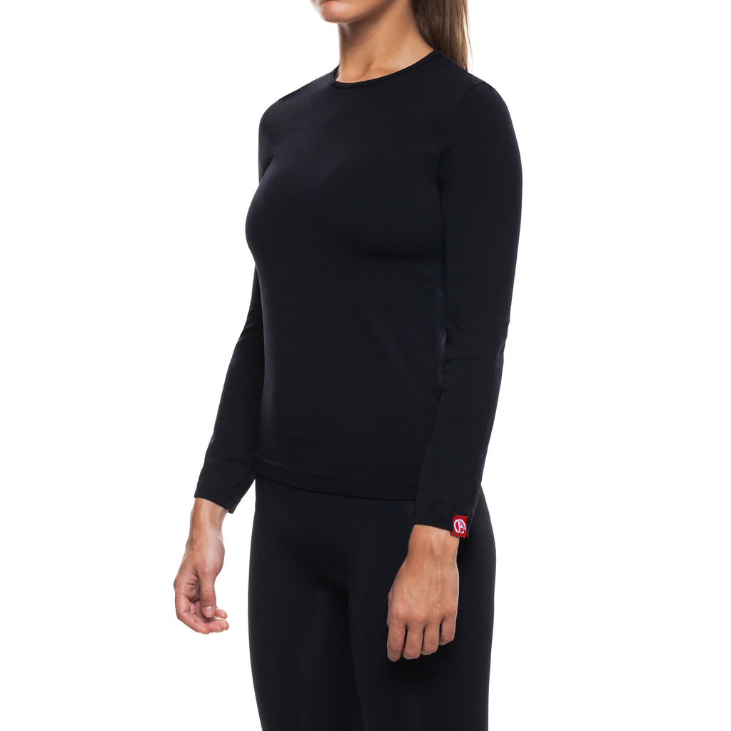 Women's Infrared [AR] T-Shirt L/S Crew Neck