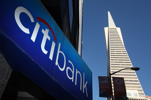 Citigroup restricts banking for gun sales!
