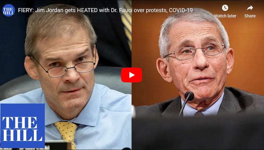 Fauci Admits Protests Spread Virus... (kind of)