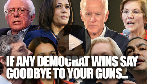 A Democrat win in 2020 means losing gun rights