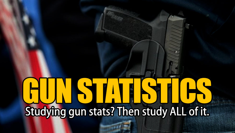 Studying gun stats? Then study ALL of it.