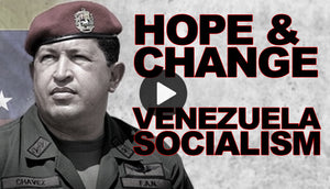 What Hope & Change did for Venezuela