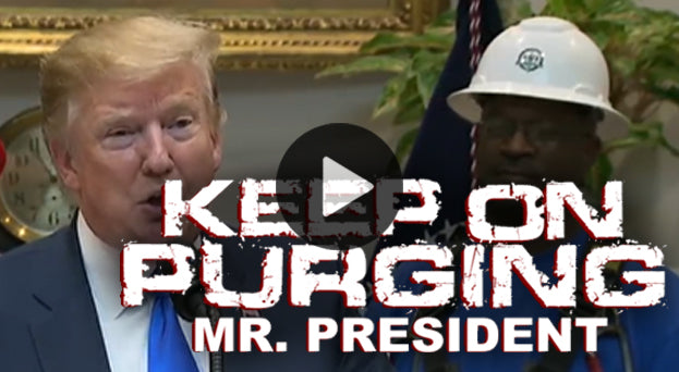 President Trump and the Purge!