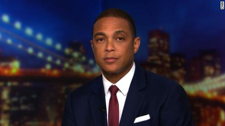 Don Lemonhead and CNN Nothing to Say About His Racist Remarks