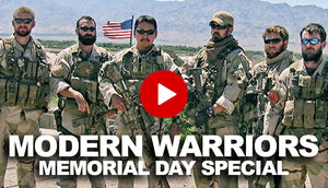 Modern Warriors Memorial Day Special