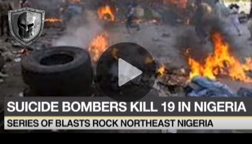 Suicide Bombers Kill 19 Nigeria - Are Strict Gun Laws Working?