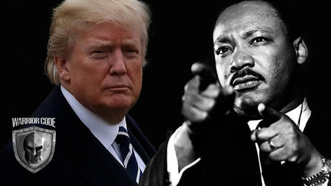 Trump signs bill to upgrade Martin Luther King's birthplace to national historic park