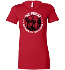 Wear Red Fridays Women's T-Shirt