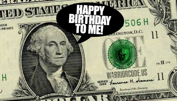 George Washington's Birthday - (Presidents Day)