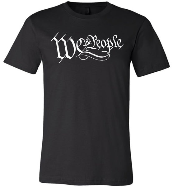 We The People Tee Shirt