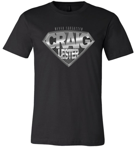 "Craig ""Superman"" Lester Memorial Shirt - Warrior Code"